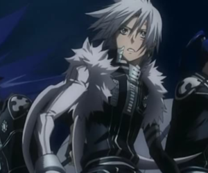 anime, d. gray-man, and lavi image