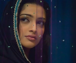 beauty, sonam kapoor, and bollywood image