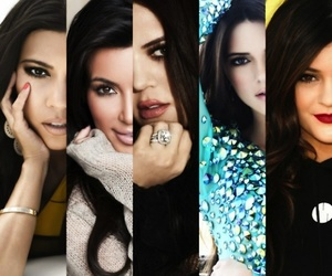 kardashians, jenner, and kim kardashian image