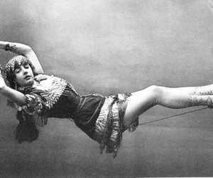 1890s, tight rope, and balance image