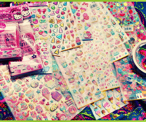 candy, decora, and sticker image