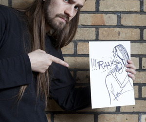 metal, finntroll, and vreth image