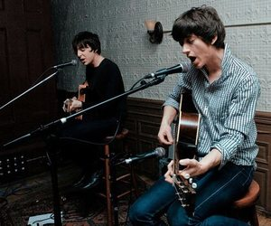 alex turner, the last shadow puppets, and miles kane image