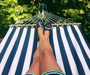 boat shoes, preppy, and karla reed image