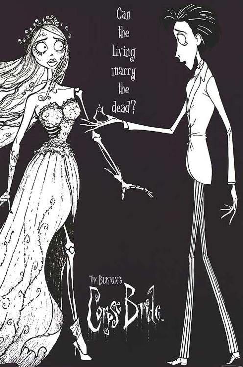 Corpse Bride Via Tumblr On We Heart It