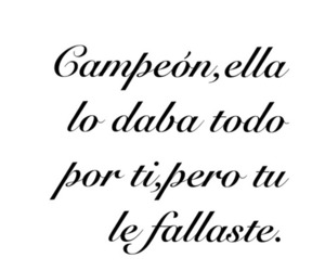 love, campeon, and frases image
