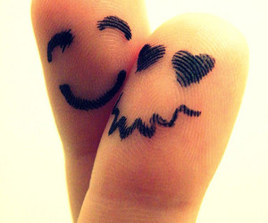 fingers, love, and cute image