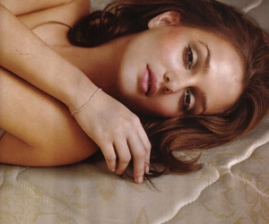 actress, leighton meester, and brunette image