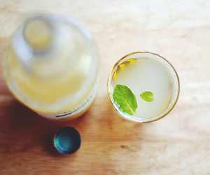 drink and vintage image