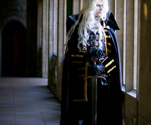 castlevania, cosplay, and game image