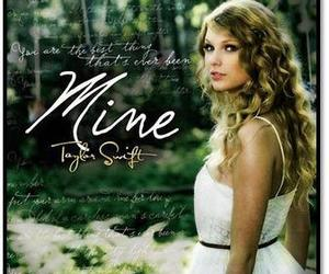 Taylor Swift, mine, and speak now image