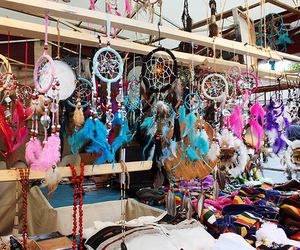 beautiful, photography, and dream catchers image