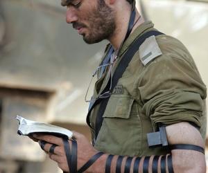 israel and prayer image