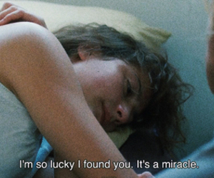 found, girl, and subtitles image