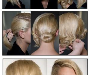 hairstyle and hair image