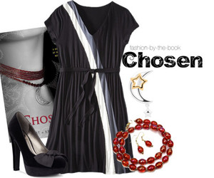 book, chosen, and house of night image