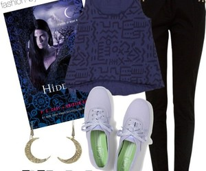 book, hidden, and house of night image
