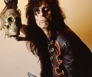rock and alice cooper image