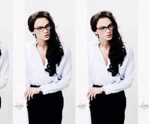 one direction, veronica, and zayn image