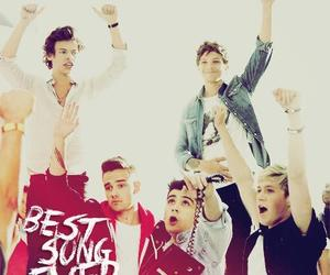 best song ever, zayn malik, and 1d image