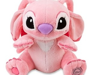 pink and lilo and stitch image