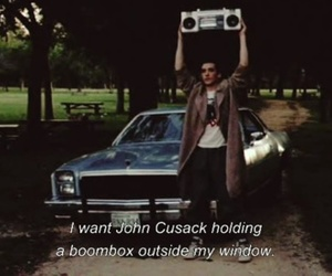john cusack, movie, and quote image