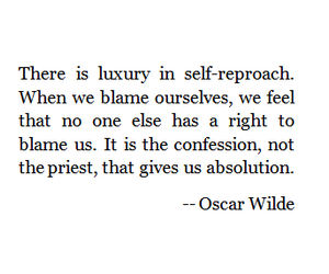 blame, quote, and dorian gray image