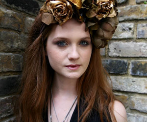 actress, harry potter, and headband image