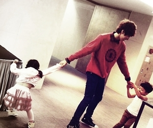 k-pop, hello baby, and b1a4 image