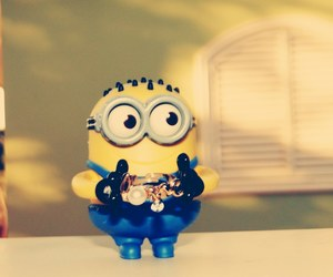 amor, minions, and love image