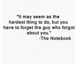 quote, notebook, and text image
