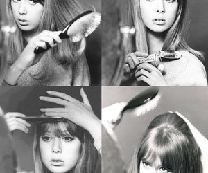 pattie boyd, 60s, and hair image