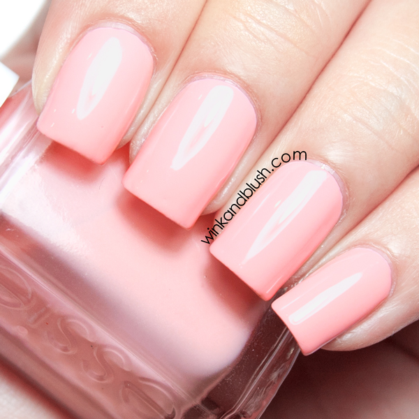 All Essie Nail Polish Swatches - To Bend Light