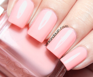nail polish, nails, and review image