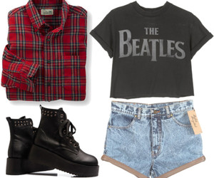 the beatles and outfit image