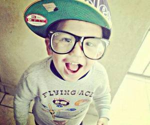 boy, baby, and swag image