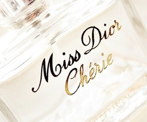 miss dior, miss dior cherie, and perfume image