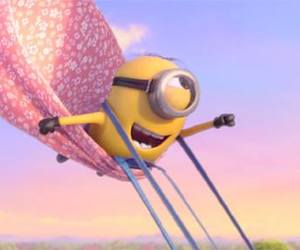 minions, fly, and despicable me image
