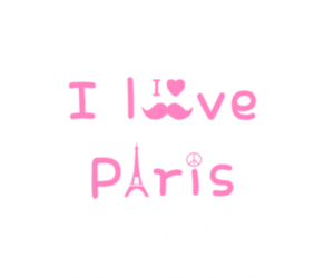 paris, love, and pink image