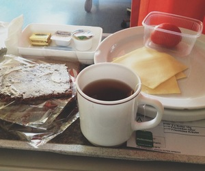 breakfast, food, and hospital image