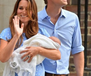 kate middleton, cute, and royal baby image