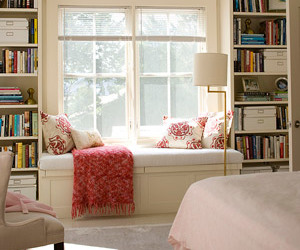 home, bedroom, and book image