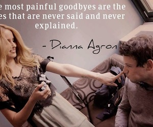 dianna agron and cory monteith image
