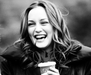 leighton meester, gossip girl, and smile image