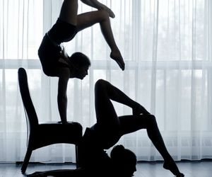 acrobatic, flexible, and contortion image