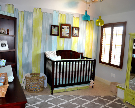 Beach Nursery Design Ideas Pictures Remodel And Decor