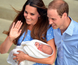 william, kate middelton, and royal baby image