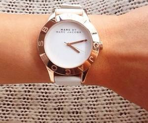 watch, marc jacobs, and white image