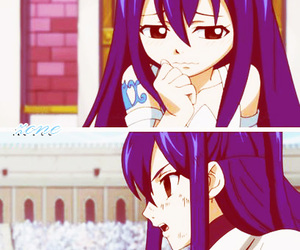 fairy tail, wendy marvell, and wendy fairy tail image