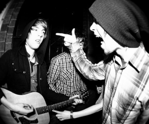 boy, guitar, and guy image